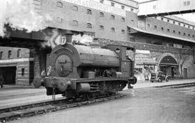 25 oct 1959 Near Weavers Flour mill on Quay parade
