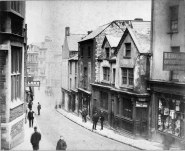 Ben Evans castle Bailey Street
