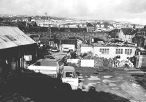 Paxton Street Builders Yard