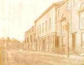 Cambrian Place Swansea about 1840