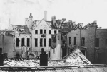 Cambrian Place customs house damaged in the 1941 raids