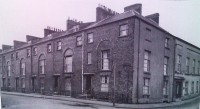 Cambrian street junction Burrows Road 1961