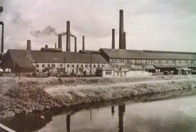 Dyffryn Works Morriston 1950