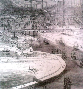 An Industrial Swansea in 1880