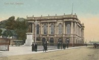 Swansea Town Hall in 1912
