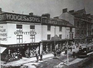 High Street circa 1909