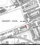 Swansea Prison Street plan