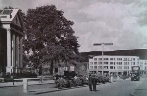 Swansea in the Kingsway 1957