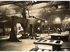 Hafod Works interior