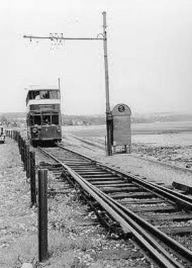 Mumbles Train 1959