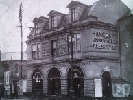 North and Western hotel Rutland street 1937, renamed the Clyne valley Hotel in 1941