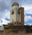 observatory on the foreshore at Swansea