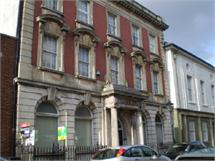 Former West Glamorgan Council offices at Pembroke Buildings now restored for accommodation as flats