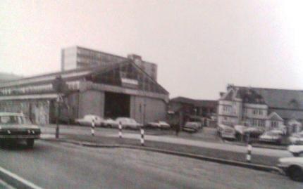Rutland Street in the 1970s