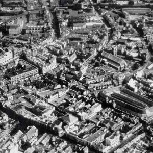 The centre of Swansea_in the late 1930s