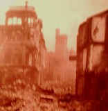 Temple Street after the Blitz