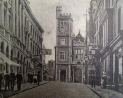 Temple Street Swansea