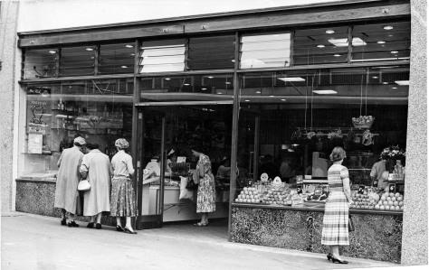 4 Portland Street 1961