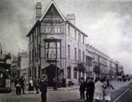 Bayview Hotel on Oystermouth Road Swansea