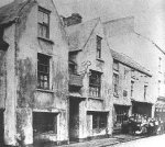 The Cross keys Inn 1852, this was established in about 12th Century
