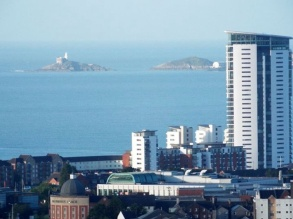 Modern Swansea a vibrant University City