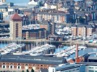 Modern Swansea a vibrant University City
