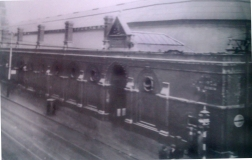 Pre-War Swansea market