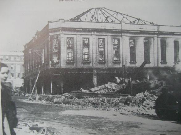 Morris Building Portland Street