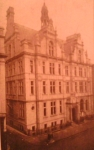 Post office wind street 1917
