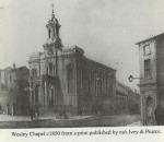 Wesley chapel in Goat Street