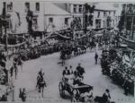 Royal visit 1904 for the opening of one of Swansea's Docks
