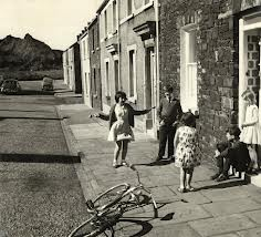 aberdyberthdi Street 1960s perhaps?