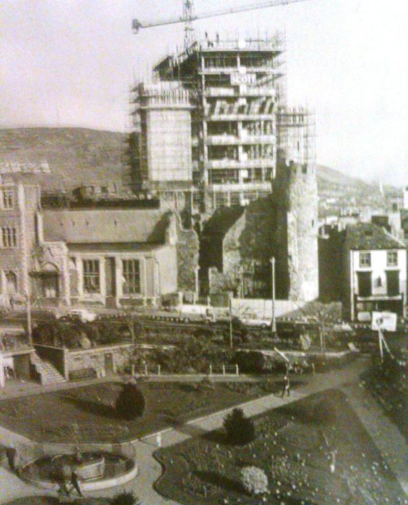 Building GPO Tower