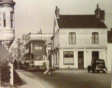 General Picton Orchard Street 1953
