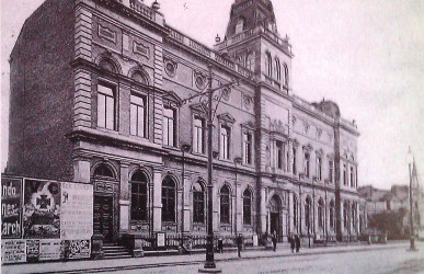 Public Library and Art School 1890