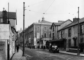 Albert Hall Theatre Craddock Street