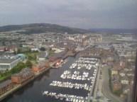 Swansea marina August 2011