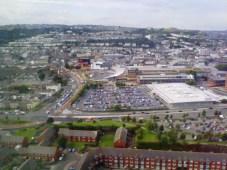 Swansea in August 2011