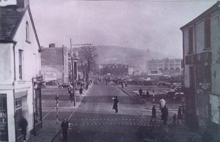 Heathfield (Kingsway) 1948 Craddock street first left
