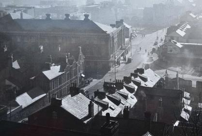 Craddock Street swansea 1949 / 1950