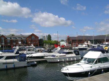 Marina at Swansea 2011