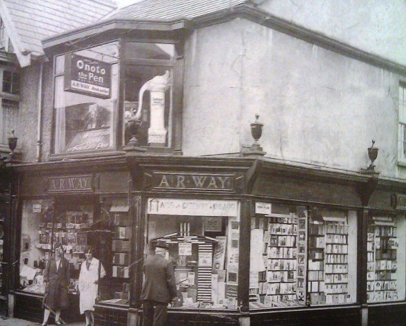 Ways the Stationers in Craddock street 1953