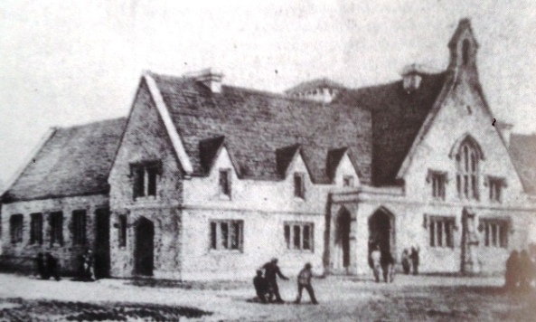 National cChool 1847 swansea