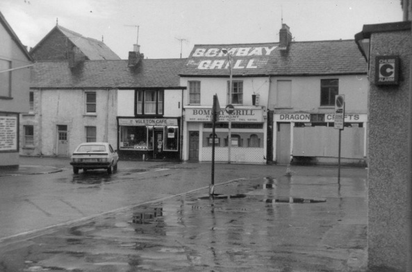 Bottom Dillwyn Street