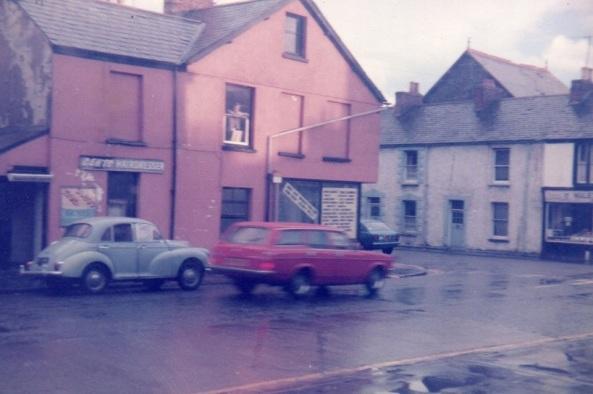Singleton Street from Dillwyn Street