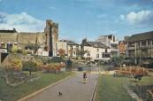 Central Swansea - Castle Gardens