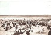 the beach at the slip swansea