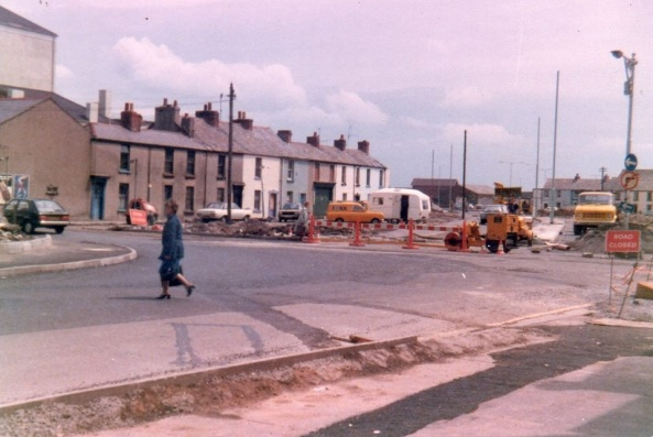 West Way under Construction
