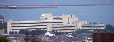 West Glamorgan County Council Headquarters - redesignated as civic centre for Swansea from 1996
