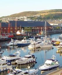 Marina at Swansea